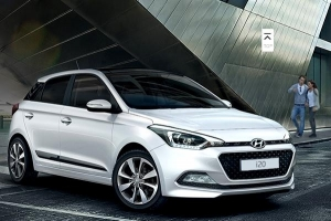 Special Offer for Car Rental Hyundai i20